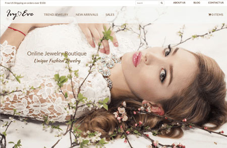 """We use the custom jewelry CMS and CRM to setup our products and run promotions."""